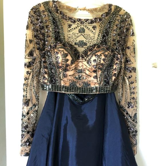Sherri Hill Dresses & Skirts - Beautiful two-piece Sherri hill dress.